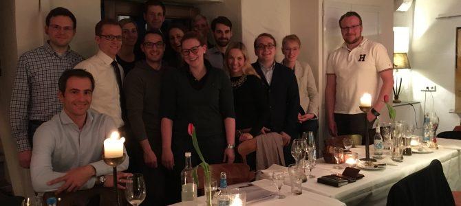 AK Unternehmertum trifft Anja Schulte / erste Infos zum MENTORING-Programm