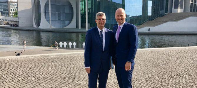 Beeindruckender Einblick in den Deutschen Bundestag