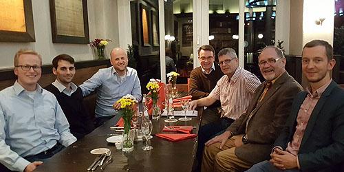 "AK Treffen ""Zukunft & Politik"", Gast: MdB Christian Haase"