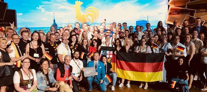 JCI Europakonferenz in Riga