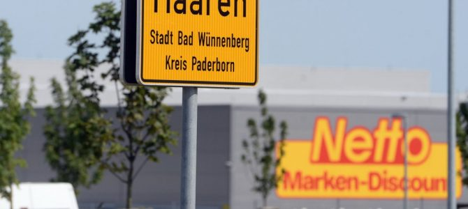 Besichtigung Logistikzentrum Netto Marken-Discount