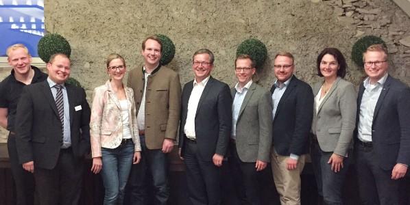Michael Dreier zu Gast beim AK Zukunft & Politik