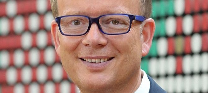 André Kuper sorgt für Ruhe und Ordnung