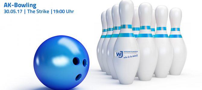 AK-Bowling-Abend im Strike Paderborn