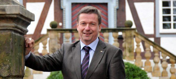 """AK Treffen """"Zukunft & Politik"""", Gast: Reiner Allerdissen, Bürgermeister der Gemeinde Borchen"""