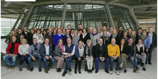 Clubfahrt 2017 – Besuch des Deutschen Bundestages