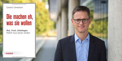 Buchpräsentation mit Dr. Carsten Linnemann MdB