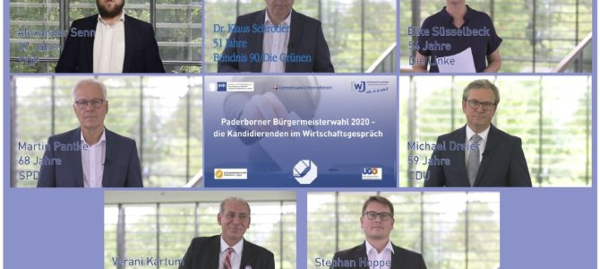 """""""Kandidaten-TÜV"""" der Wirtschaft vor der Kommunalwahl"""