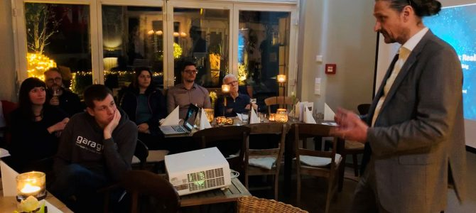 Dinner-Club: Künstliche Intelligenz – Zwischen Wunsch und Wirklichkeit