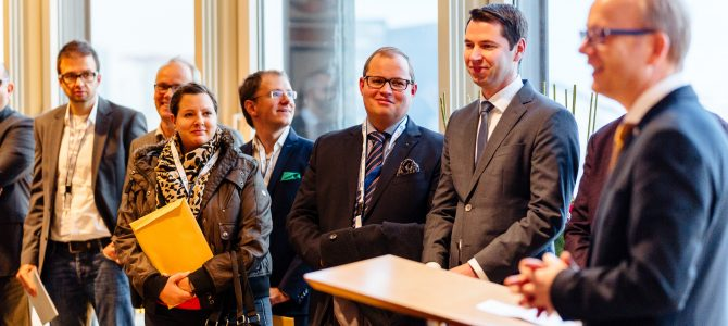 Know-how-Transfer 2017 im  Landtag Nordrhein-Westfalen