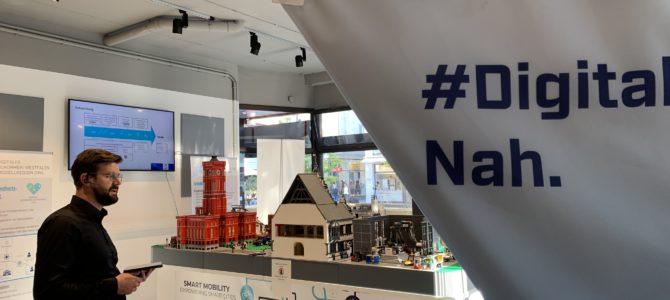 Digitale Stadt Paderborn hautnah erleben