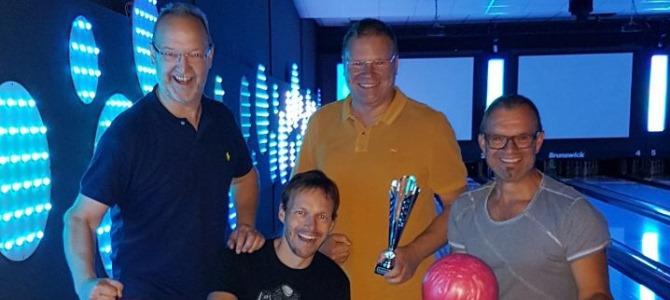 Bowling Competition des AK-Marketing