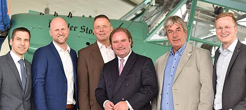 Politischer Austausch mit Finanzminister Lutz Lienenkämper