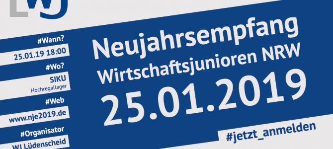 Neujahrsempfang der WJ NRW, Lüdenscheid