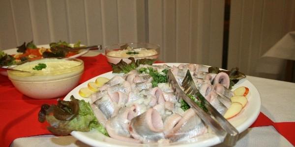 Aschermittwoch-Fischessen