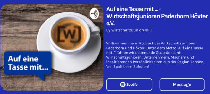 Digitales Treffen – WJ-Podcast – Auf eine Tasse mit…