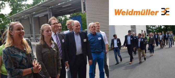 Betriebsbesichtigung – Weidmüller Interface GmbH & Co. KG