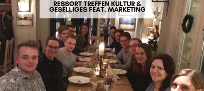 Get-together Kultur & Geselliges / Marketing