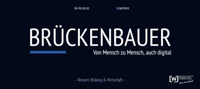 """Die Brückenbauer – Session 5 """"Von Mensch zu Mensch, auch digital"""""""